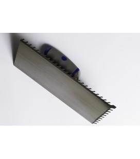 Hreben na obklad sikme zuby 28x12 cm 8x8cm
